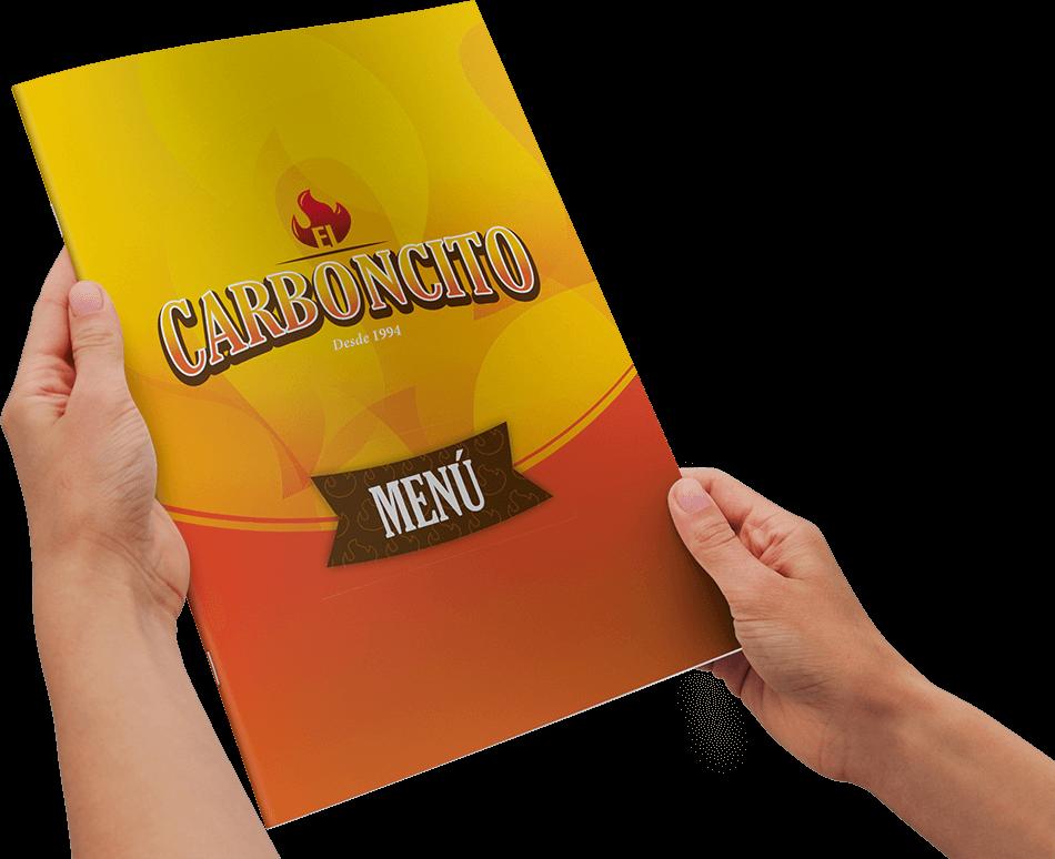 Diseño de menus para restaurantes